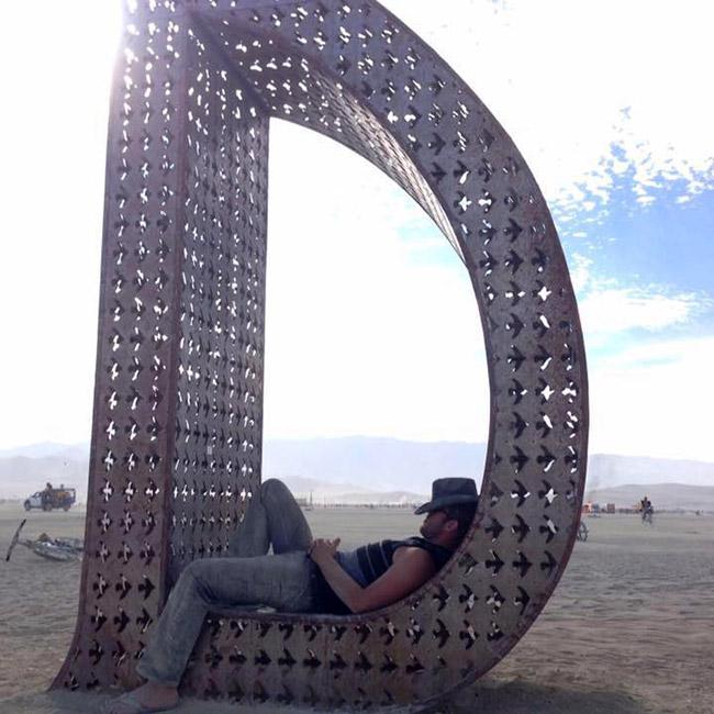 Dylan Cummings - Burning Man, Mechanical & LED Engineer