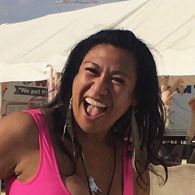 Michelle Saizon - Charlie the Unicorn, Dirty Beetles, Burning Man
